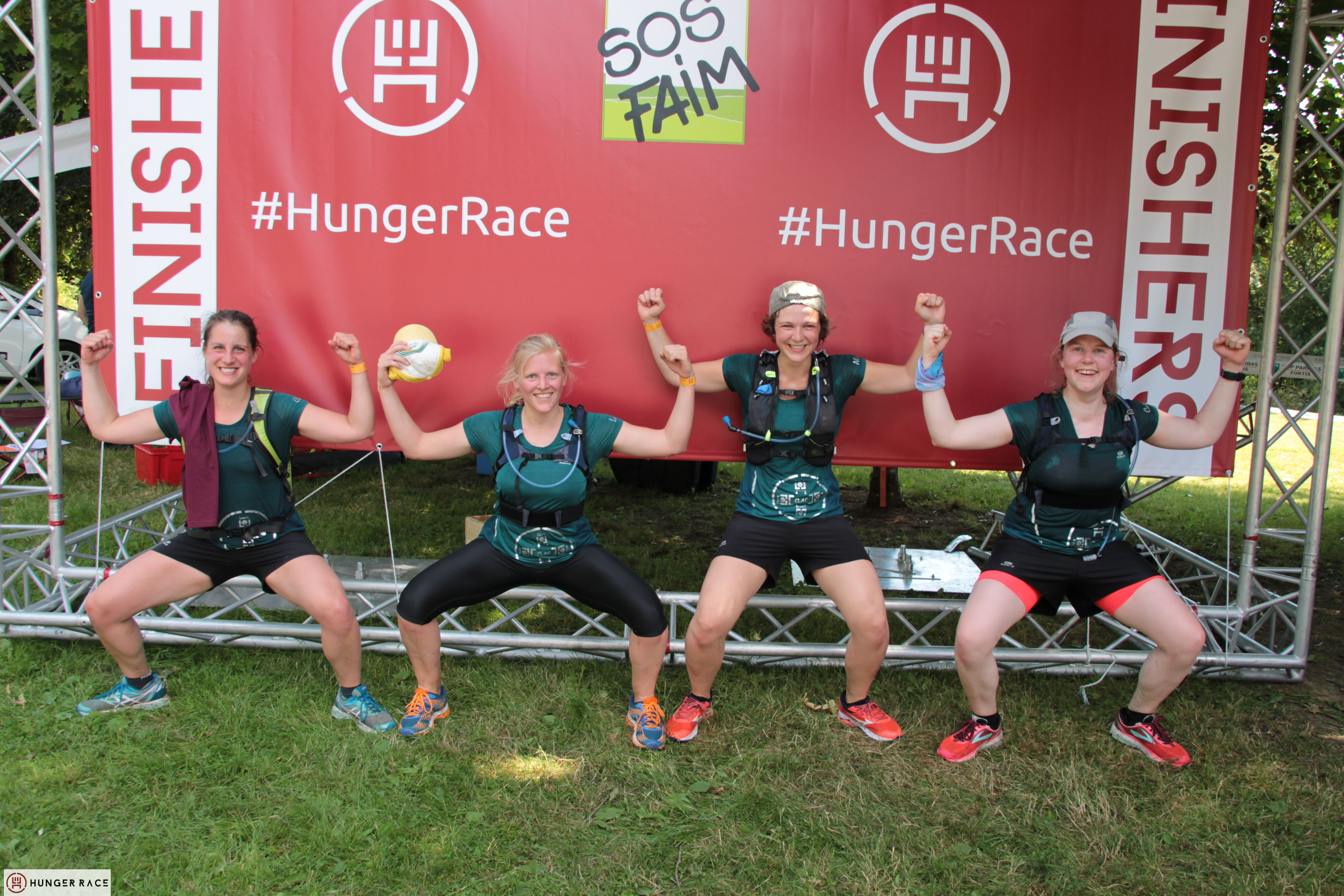 Toutes les photos « Finishers Hunger Race 2018 »