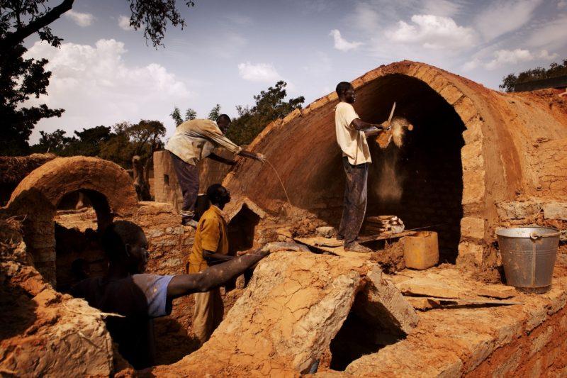 Les voûtes nubiennes : une construction durable qui renforce la sécurité alimentaire
