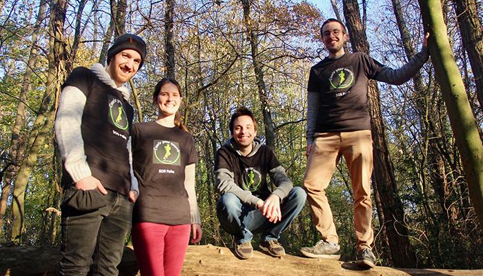 Récolte de fonds : Rencontre avec l'équipe «Courir pour nourrir»