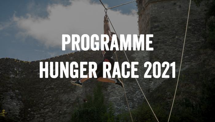 Hunger Race 2021 : Le programme !